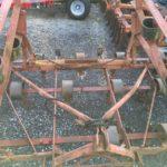 Kongskilde Vibroflex 14ft hydraulic fold