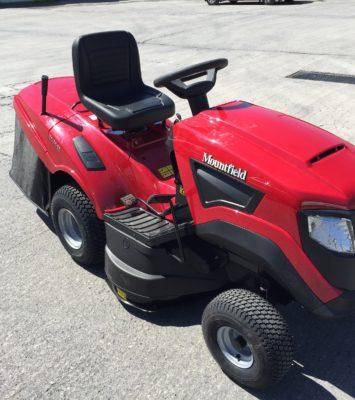 Ride on lawnmower – mountfield 1636H new.