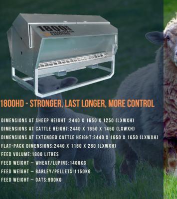 Sheep & Lamb Feeder