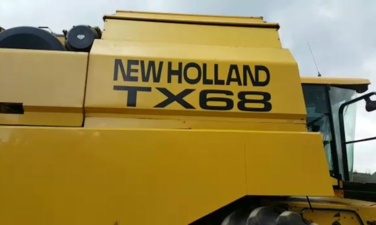 New Holland TX68 Plus
