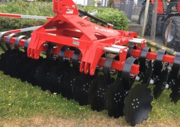 Bury Disc Harrows