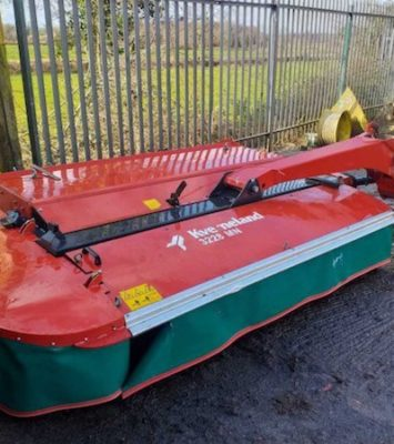 Kverneland 9ft Conditioner Mower