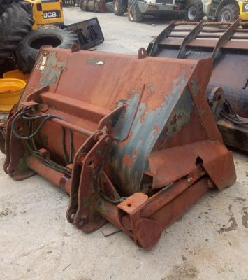 Selection of Used High Tip Buckets (16726)