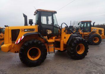 2007 JCB 434S (16633)