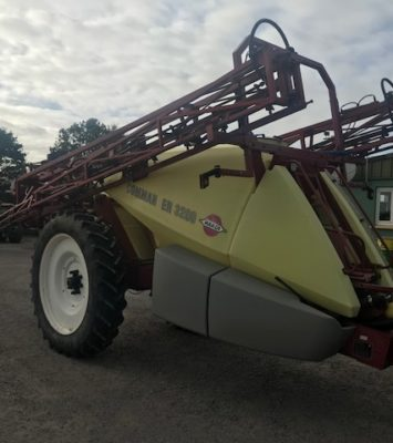 Hardi Commander 3200 litre Trailed Sprayer