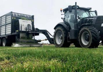 Grass Technology zero-grazer (feed fresh grass into winter)