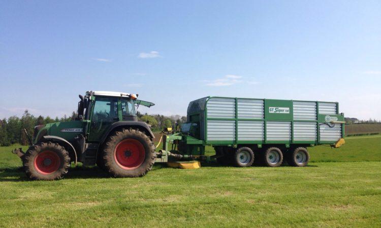 Grass Technology zero-grazer